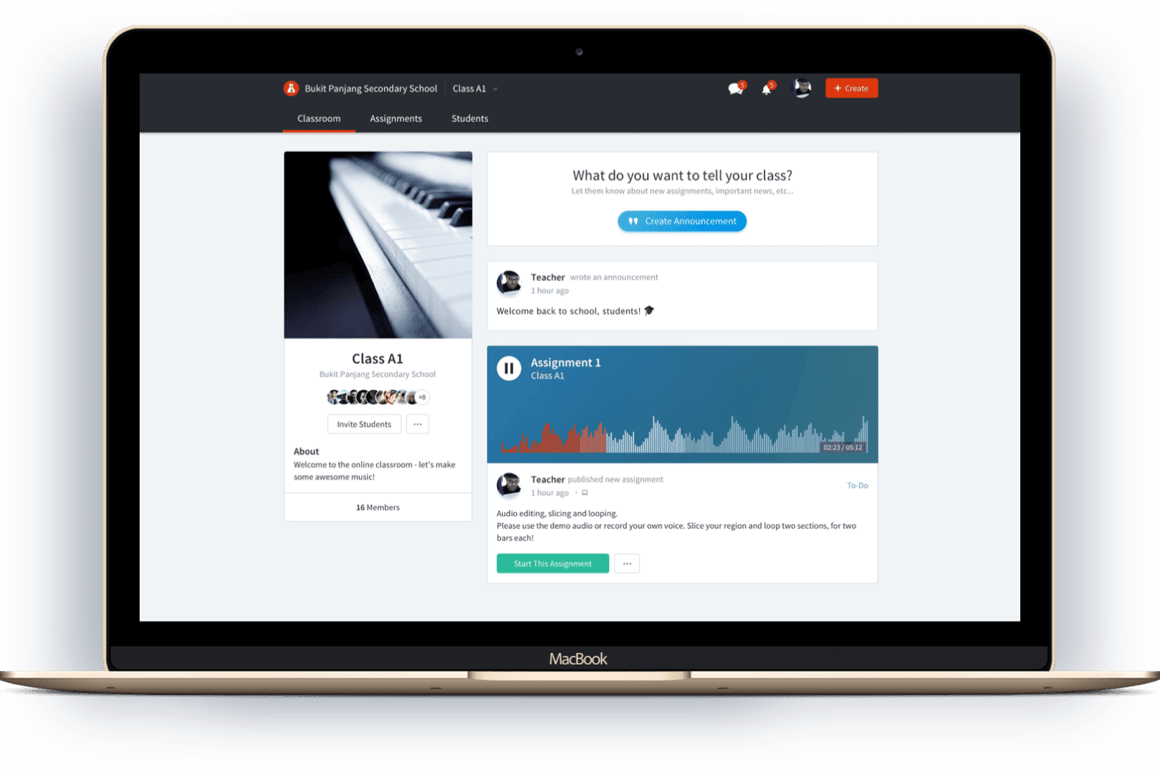 BandLab makes music production free and easy