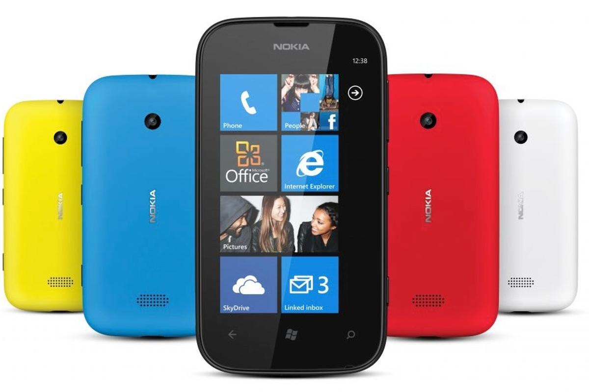 The Lumia 510