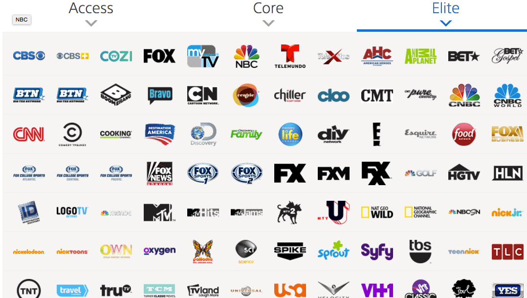 PlayStation Vue: Sony's live TV streaming service includes