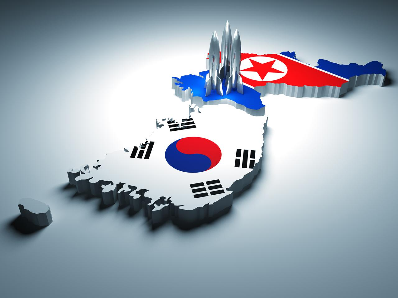 South Korea is reportedly looking into crippling North Korea's nuclear program, using a Stuxnet-like virus (Image: Shutterstock)