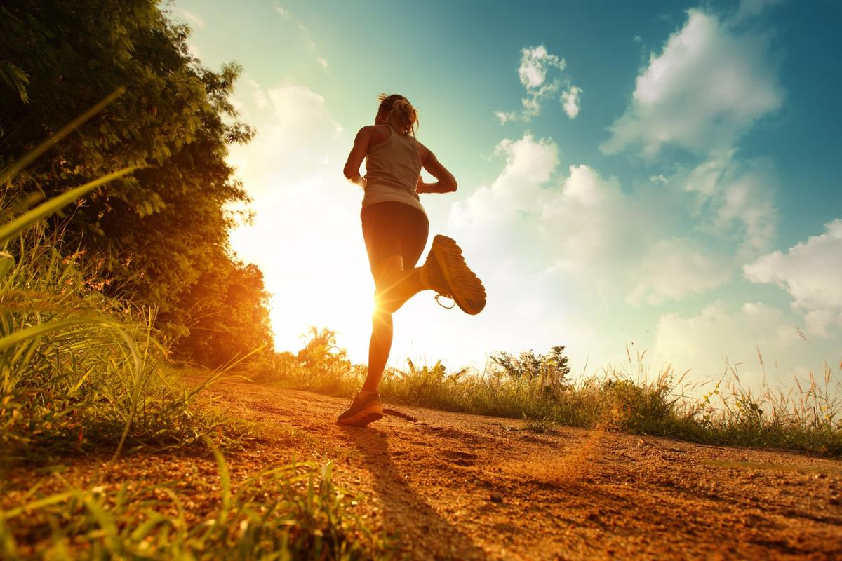 Running might actually be good, not bad, for our knees