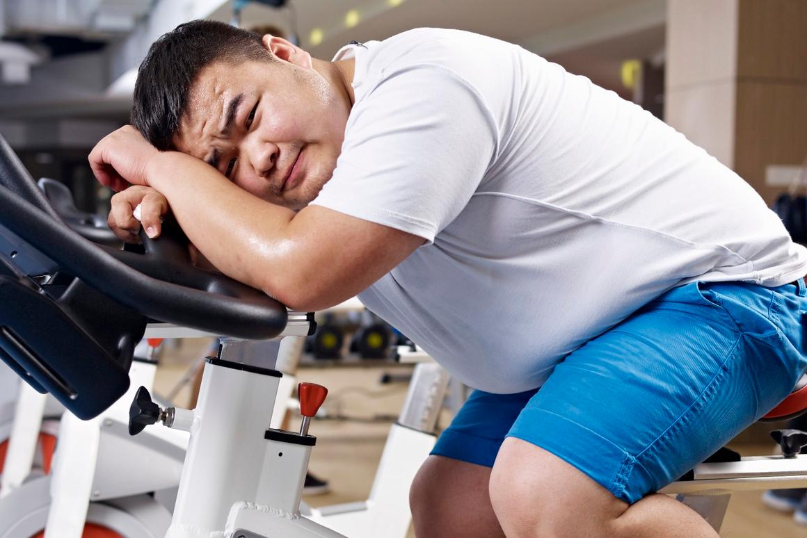 Changes in the brain could make it harder for obese people to get active