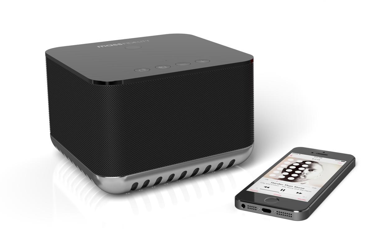The Core wireless speaker system from Mass Fidelity