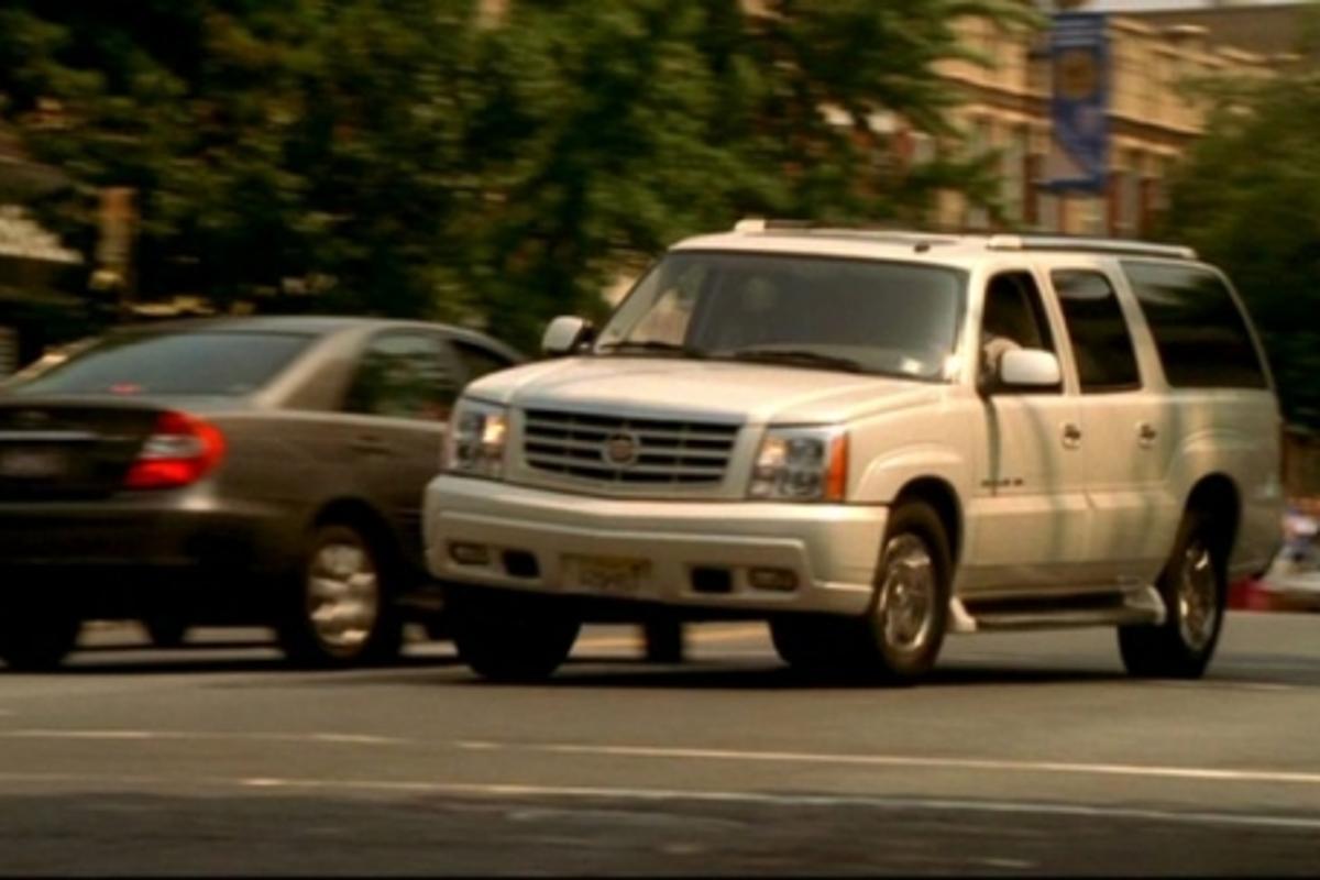 On the block: Tony Soprano's 2003 Cadillac Escalade ESV
