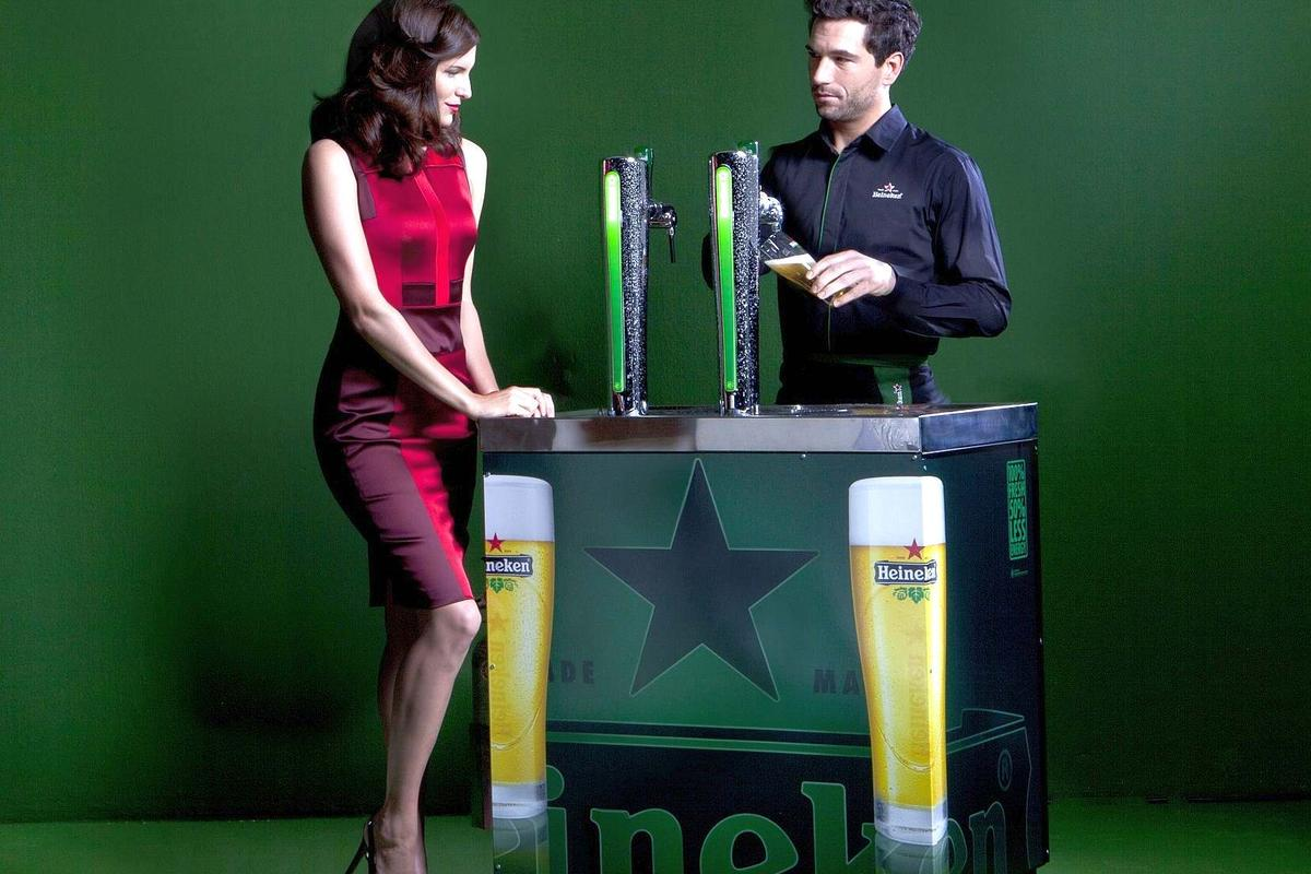 Heineken's David XL Green draught system won the Top Product of the Year Award at this year's Environmental Leader Product and Project Awards