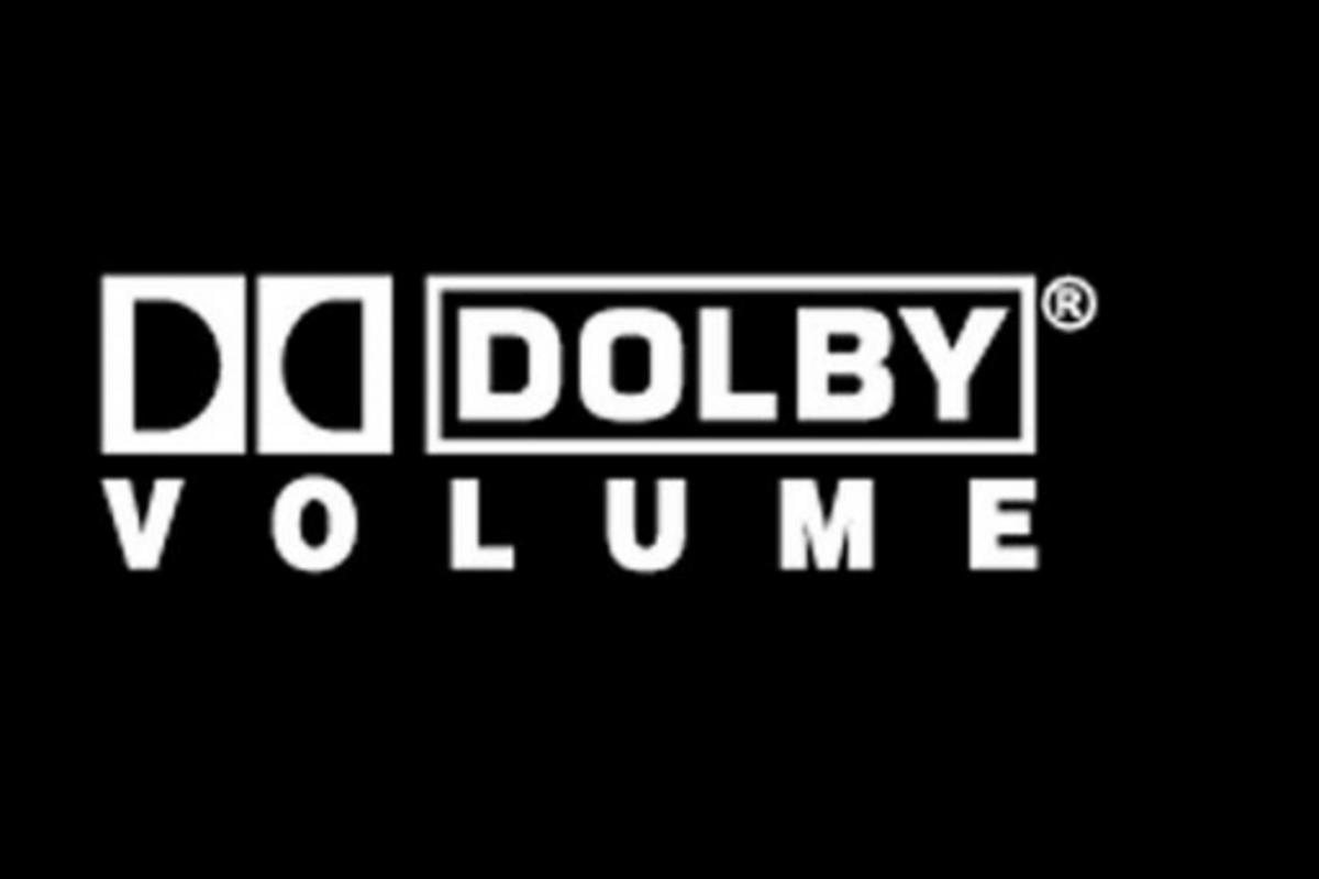 Dolby Volume