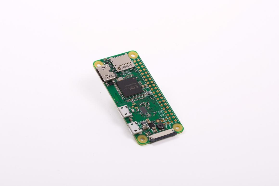 The Pi Zero W has much the same specs as 2015's Zero mini computer, but with added wireless capabilities