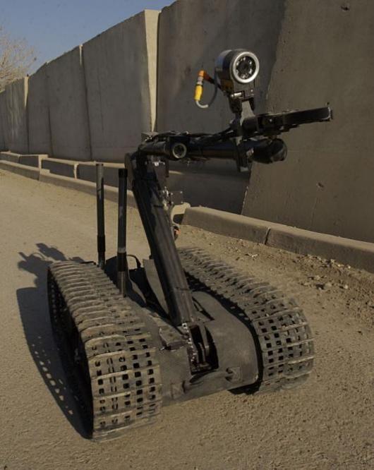 The TALON robot