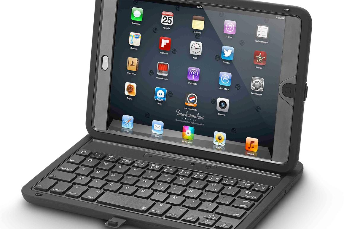 New Trent's Airbender Mini is a protective case for the iPad mini