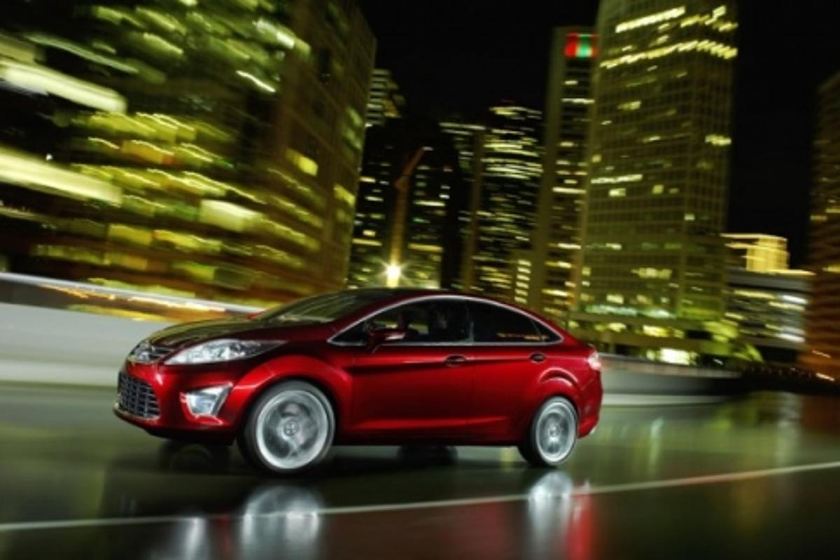 Ford Verve small car concept