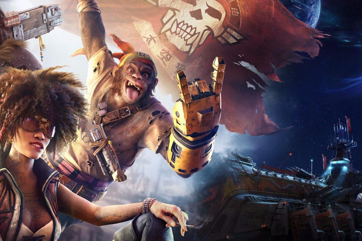 Beyond Good & Evil 2 was one of the surprise reveals of Ubisoft's E3 2017press conference