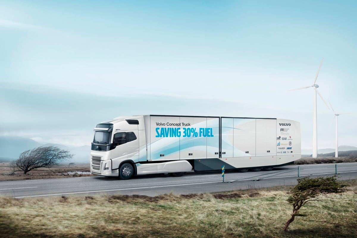 The ultimate aim is to improve the efficiency of long-haul truck transportation by 50 percent