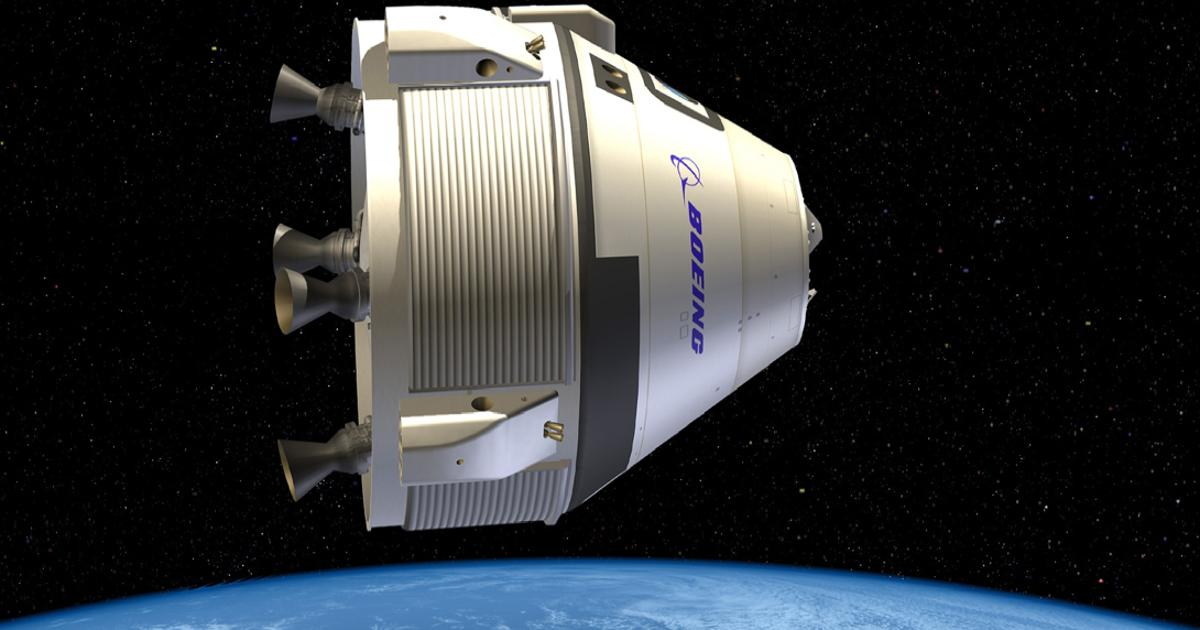 Boeing to refly failed Starliner space mission