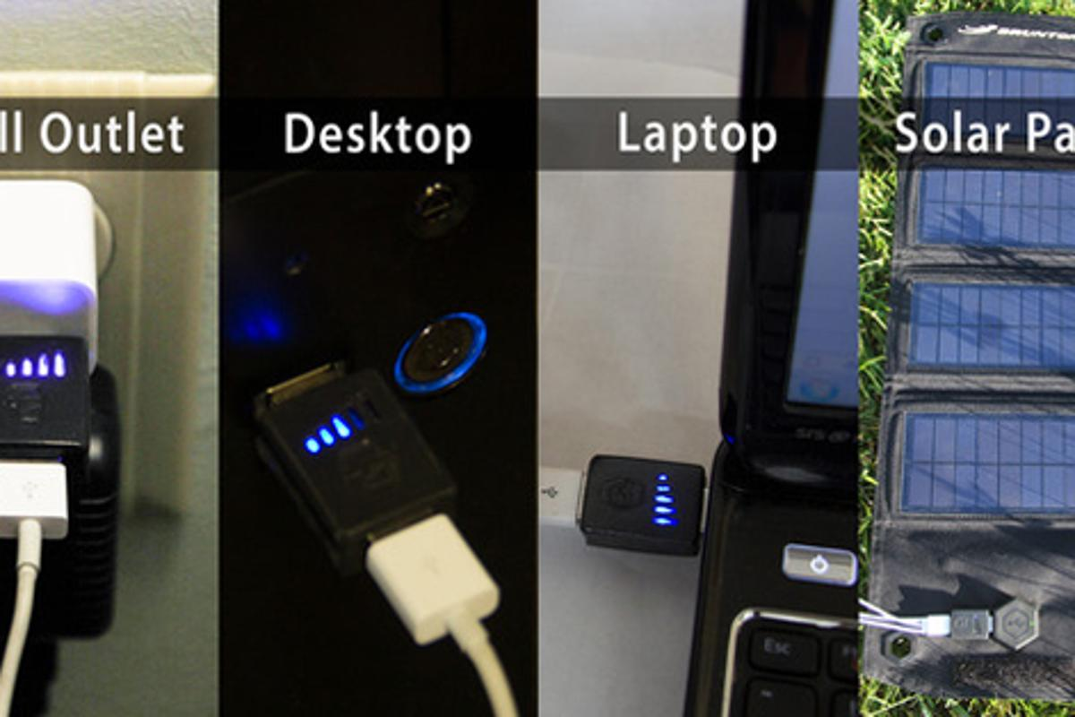 The Practical Meter reveals the mysteries of charge times from different devices