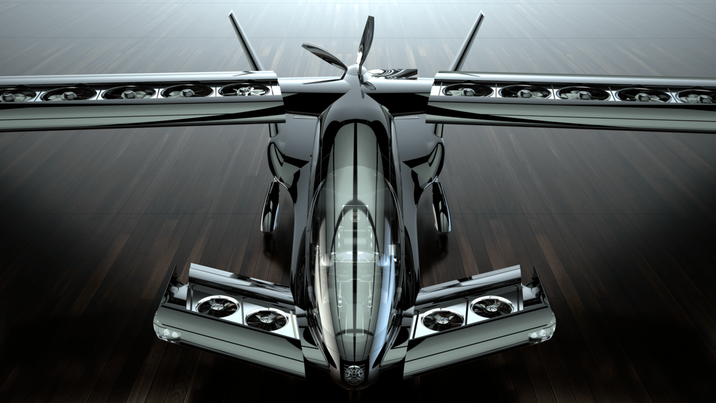 Horizon's Cavorite X5: a new Canadian contender brings a long-range hybrid powertrain and split-wing efficiency to the emerging eVTOL market