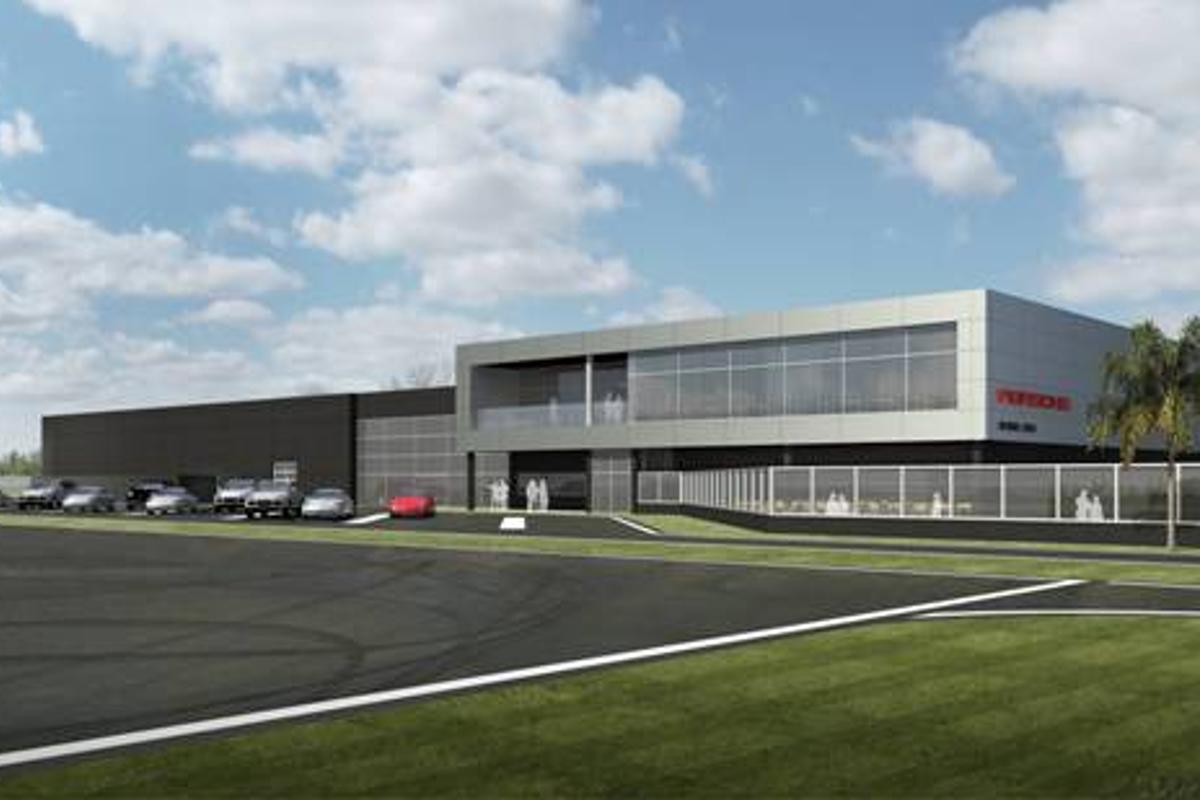 The 53-acre facility will be located in Carson, California