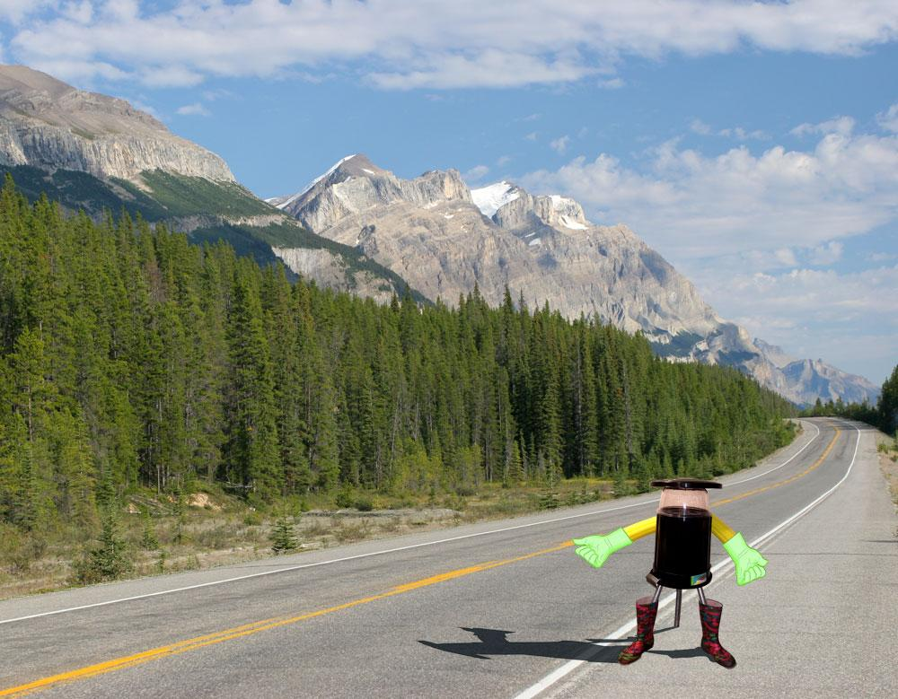 hitchBOT will hit the road this July, looking to hitch hike across Canada