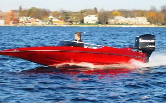 The Minx 18V can reach speeds of up to 80mph