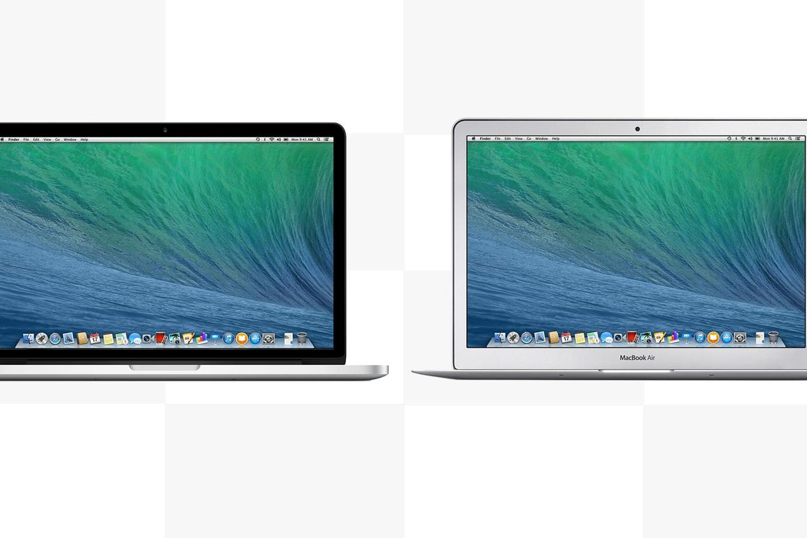 2014 MacBook Pro with Retina Display vs  MacBook Air