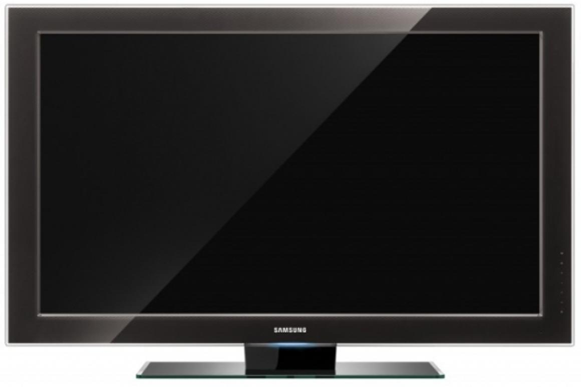 Samsung's Series 9 LED-backlit LCD HDTV