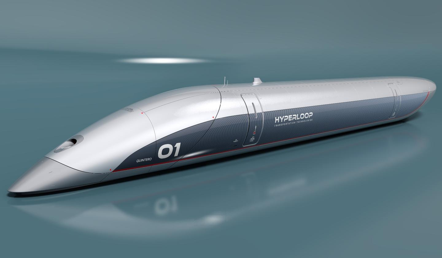 A new agreement between Hyperloop Transportation Technologies, the Northern Ohio Areawide Coordinating Agency (NOACA) and the Illinois' Department of Transportation (IDOT) is exploring a high-speed transport link between the two states
