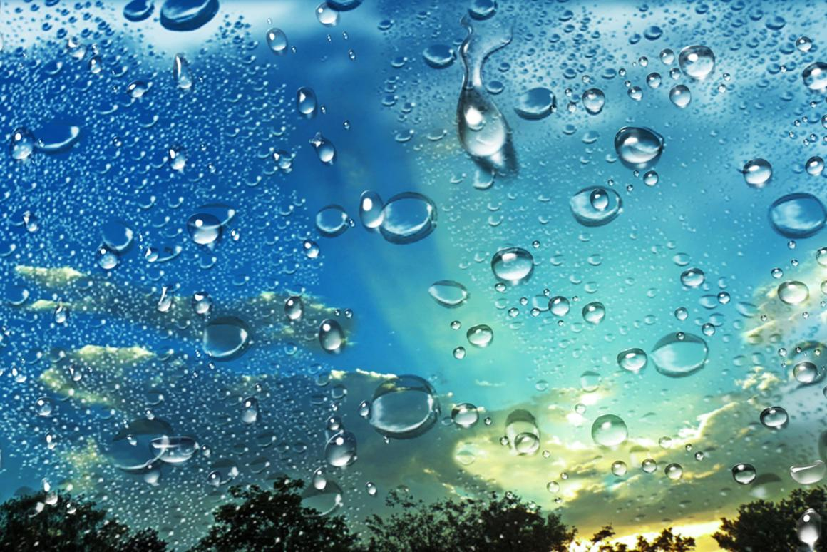 A new study by MIT has produced the most accurate picture to date of how raindrops cleanse the atmosphere