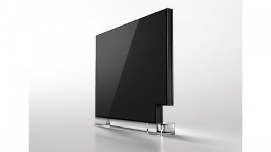 Studio FRST's 16943 multi-aspect ratio TV concept