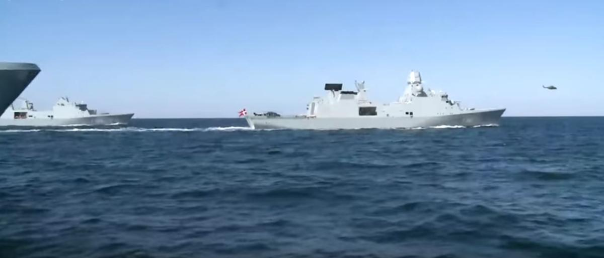 The Arrowhead 140 is based on a current design in service with the Royal Danish Navy