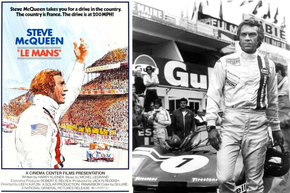 """Anything worn, used or owned by Steve McQueen is pure gold on the auction block as we have written previously. This racing suit was one of a several worn during the making of the film, with only three known to have survived. Lot 245 at Bonhams and TCM's """"Treasures from the Dream Factory"""" Auction, 23 November, 2015 (New York)"""