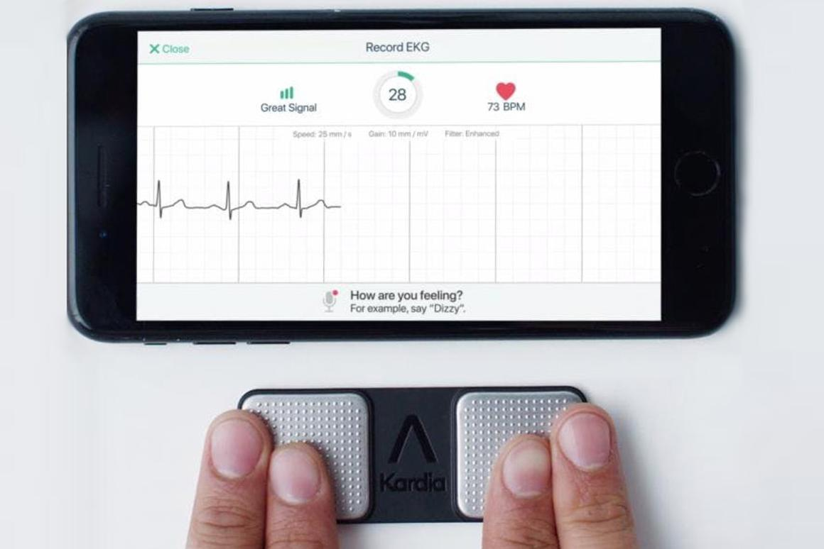 A smartphone-based system has proven almost as accurate as conventional ECG diagnostic tools for detecting a serious kind of heart attack