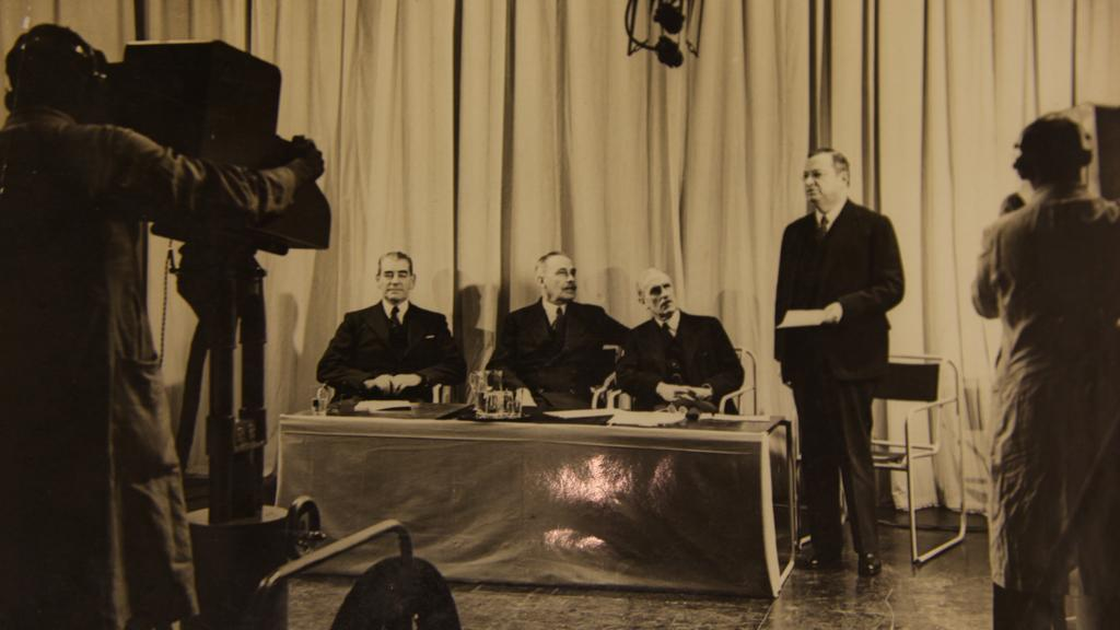 The November 2, 1936, BBC broadcast using the Marconi-EMI system