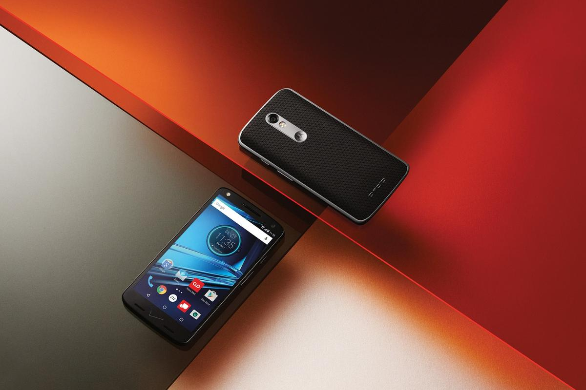 The Droid Turbo 2 claims a shatter-proof screen