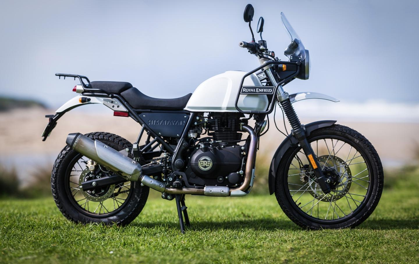 2017 Royal Enfield Himalayan: distinctive looks, if not particularly handsome