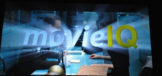 Sony Pictures Home Entertainment unveils new BD Live feature movieIQ, an online film database for Blu-ray Disc Image via engadget