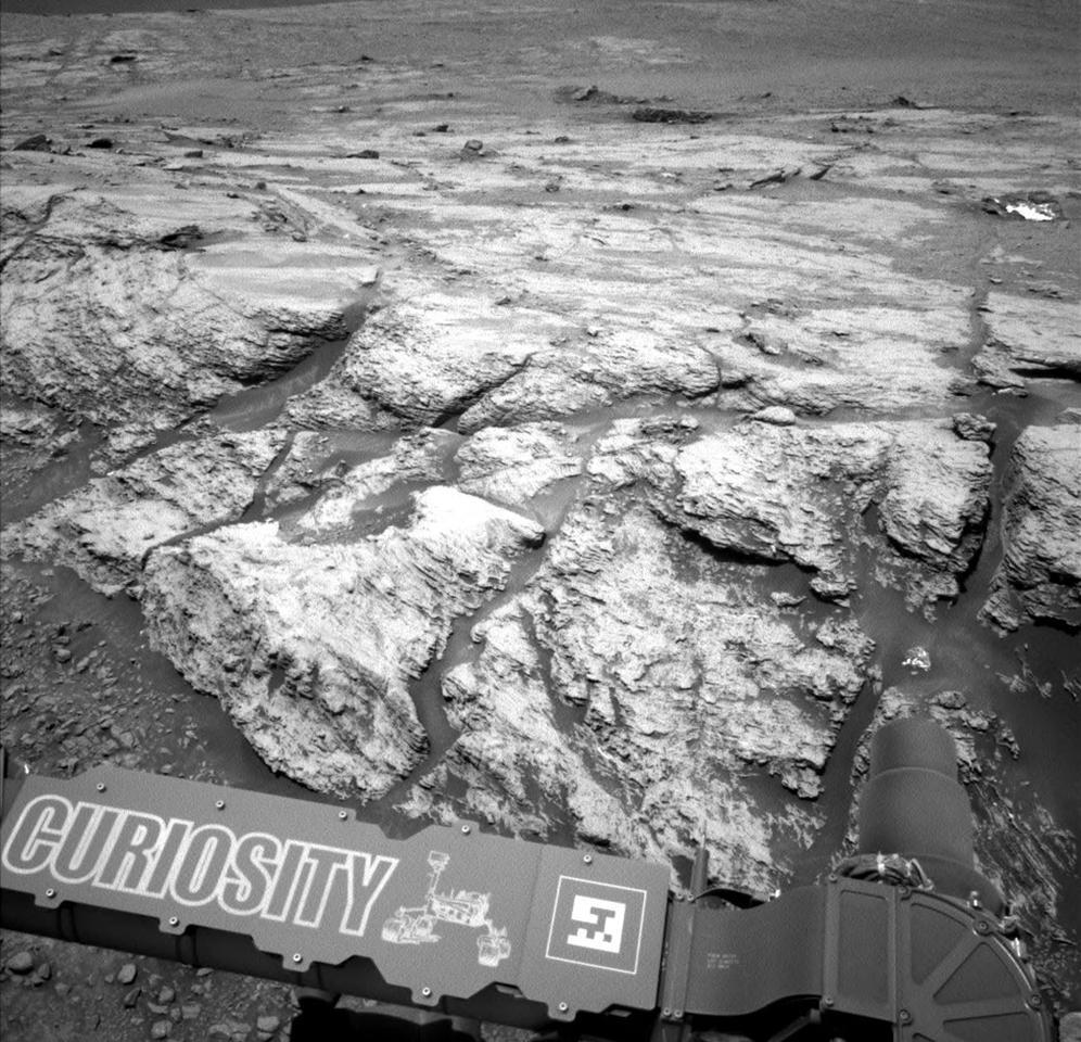 NASA's Curiosity rover has detected unusual spikes of methane on Mars