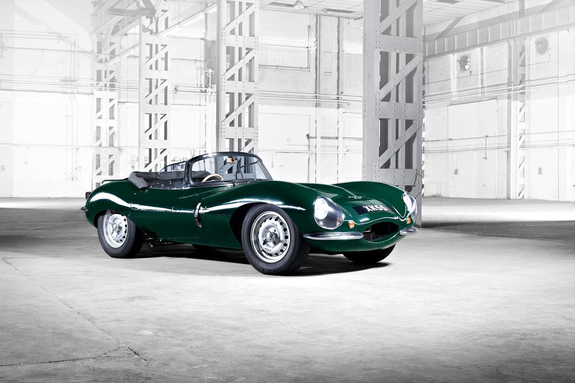 Jaguar Classic will hand-build nine lost 1957 XKSS models
