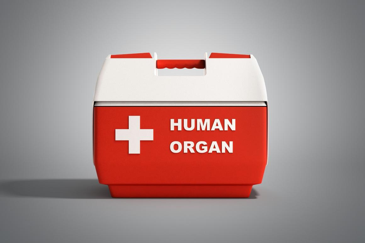 The technology has so far been utilized on lungs, but is being adapted for use on other organs