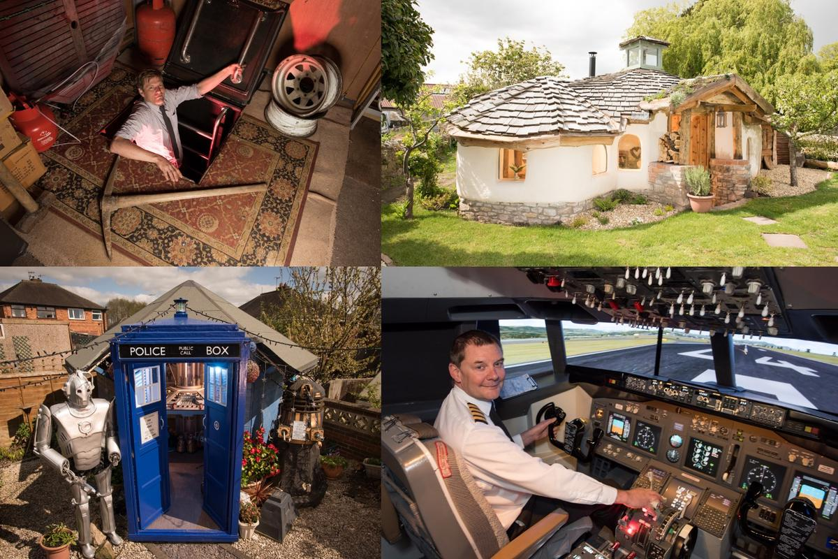 The 2017 Cuprinol Shed of the Year competition celebrates the very best of British sheds