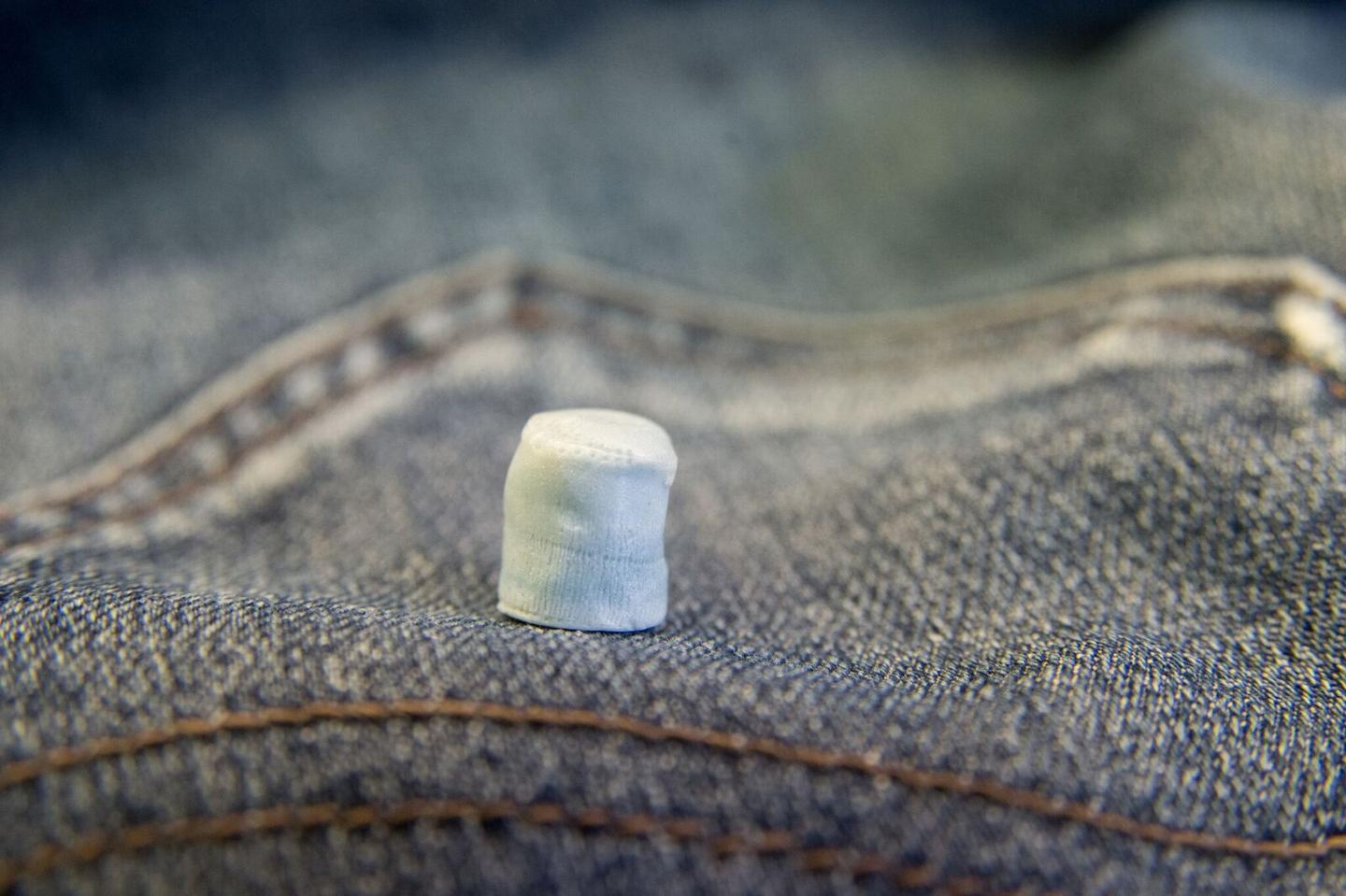 Double denim: How old jeans might gain a new life as