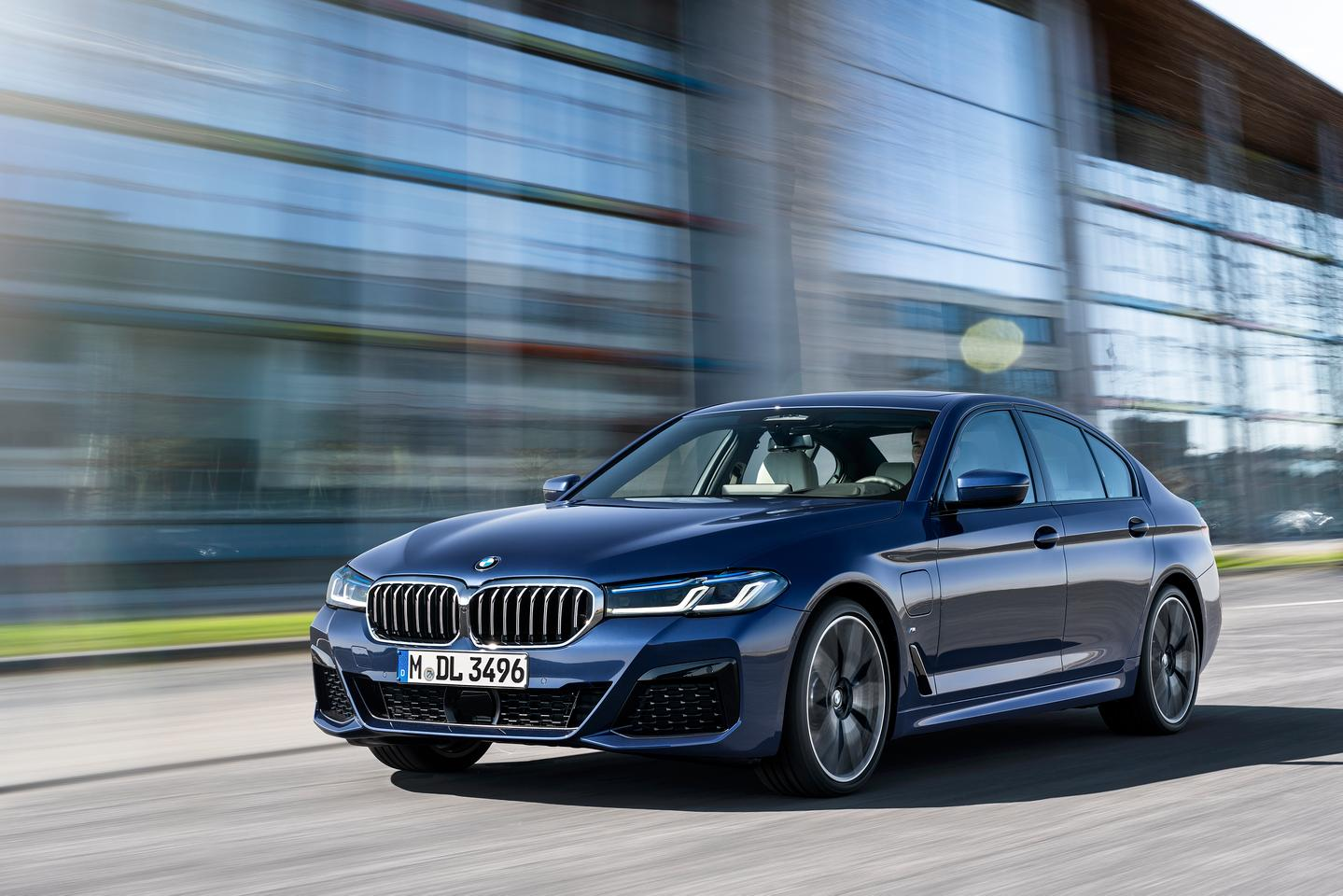 Built-in options will soon become subscription services under BMW's new sales model
