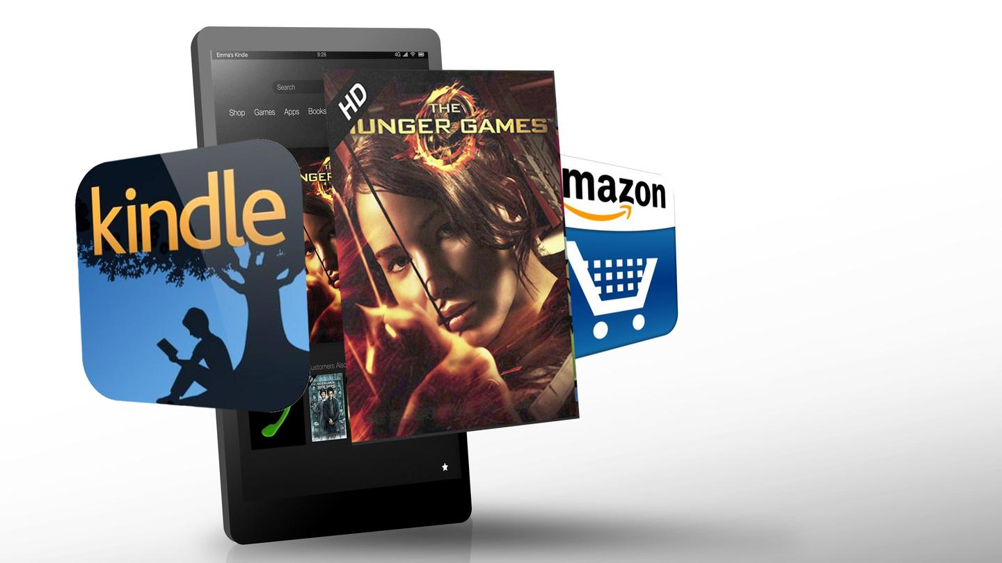 Amazon is reportedly working on a high-end 3D smartphone, among other devices