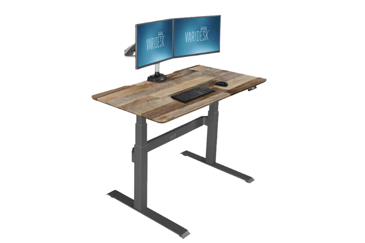The ProDesk 48 Electric is a balance of sturdiness, style and functionality