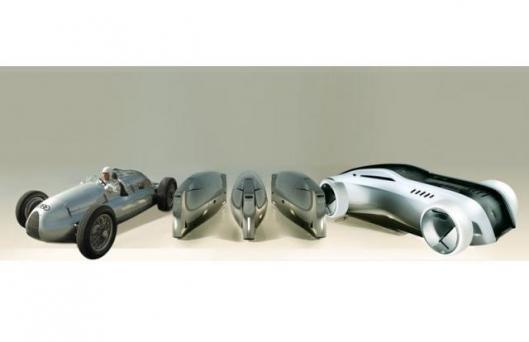 Audi's Virtuea Quattro