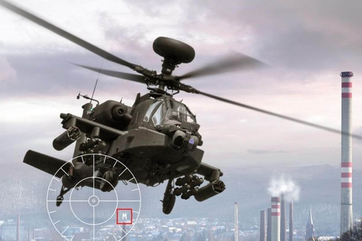 The new systems use two-color infrared sensors and high-speed processors to detect threats
