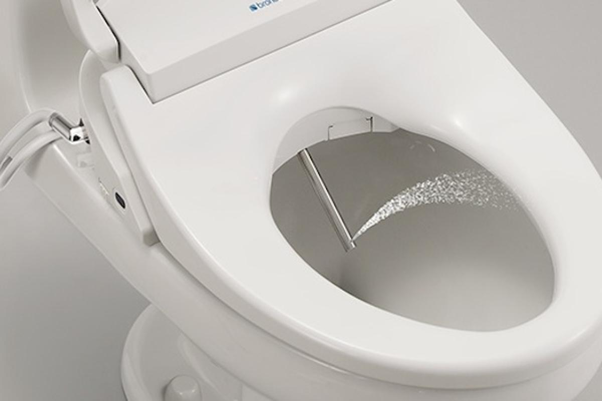 Bidet Toilet Seat Makes A Throne Fit For Royalty