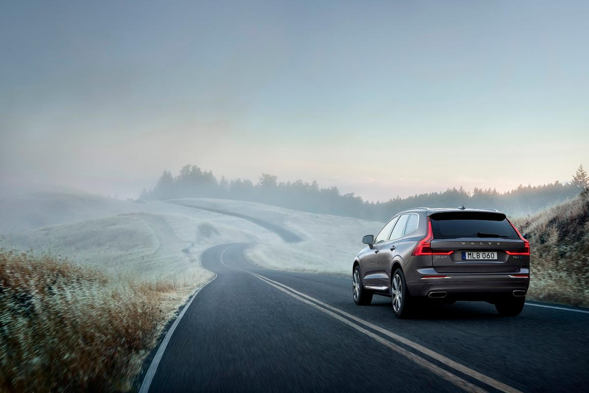 The Volvo XC60 T8Polestar is more powerful than the BMWX3 M40i and AudiSQ5