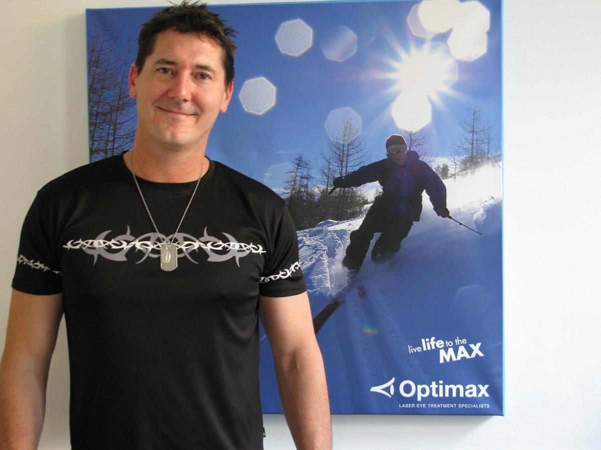 'Spencer Conway, motorcycle adventurer and Africa circumnavigator