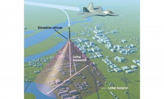 HPM bombsuse an enormous electromagnetic radio pulse to disable computers, electronics, vehicles, guided missiles and communications