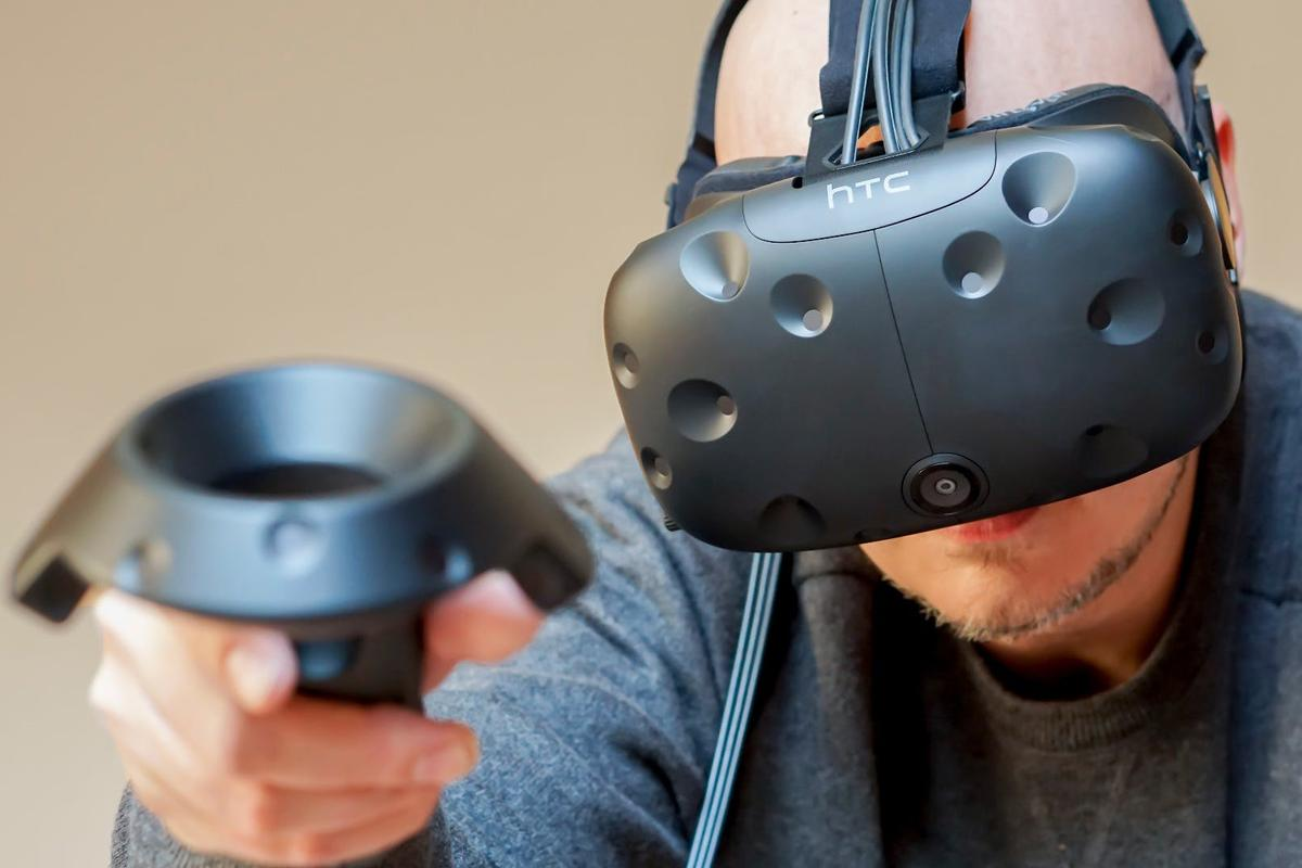 The Vive drops to $599 in the United States