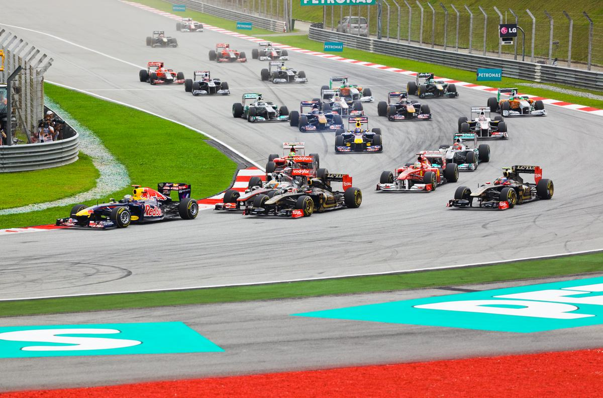 Formula 1 has laid out a plan to achieve carbon neutrality by 2030